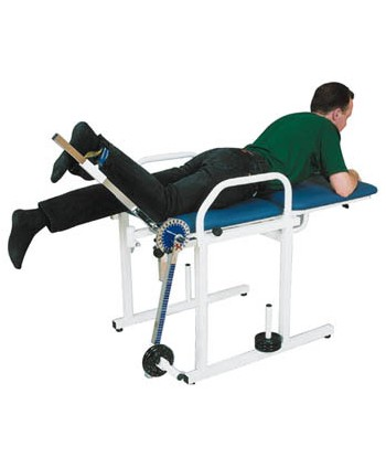 Banc du quadriceps Fysiomed